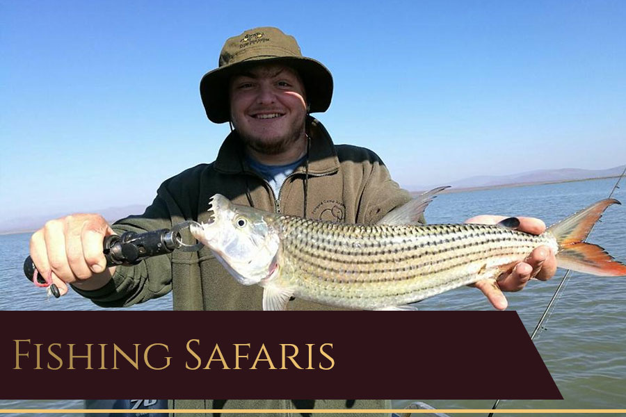 Dries van Coller Fishing Safaris